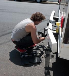 Adam Fixing Hitch